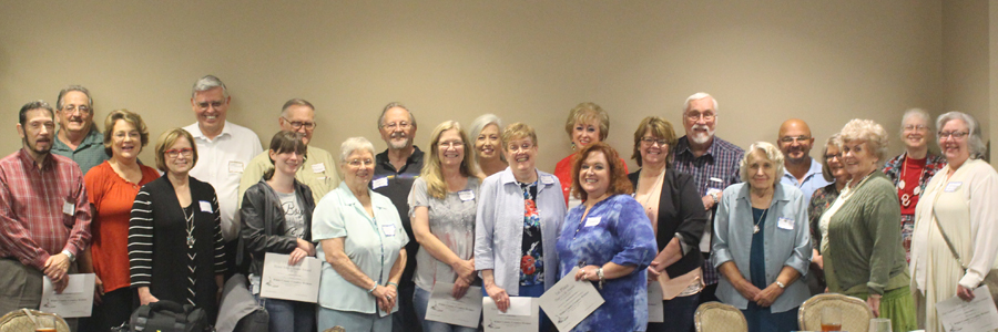 White County Creative Writers Contest Winners