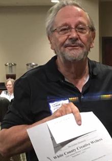 Contest Winner Jerry Davis