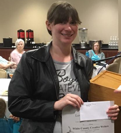 Contest Winner Amanda Partridge