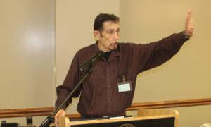WCCW President Del Garrett