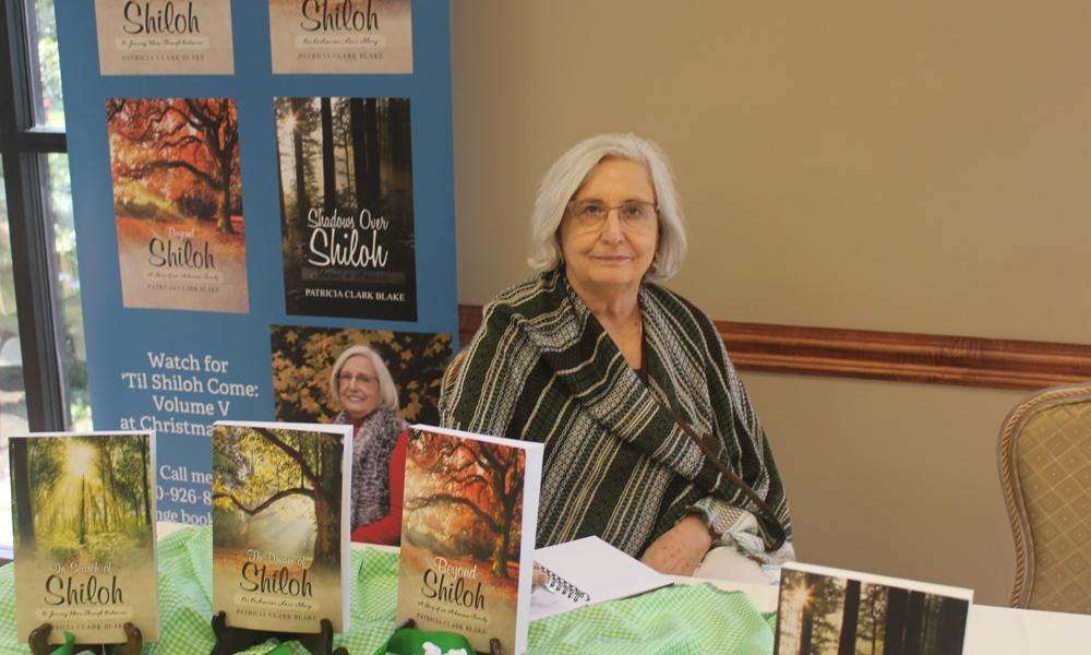 Patricia Clarke Blake