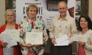 White County Creative Writers Contest Winners