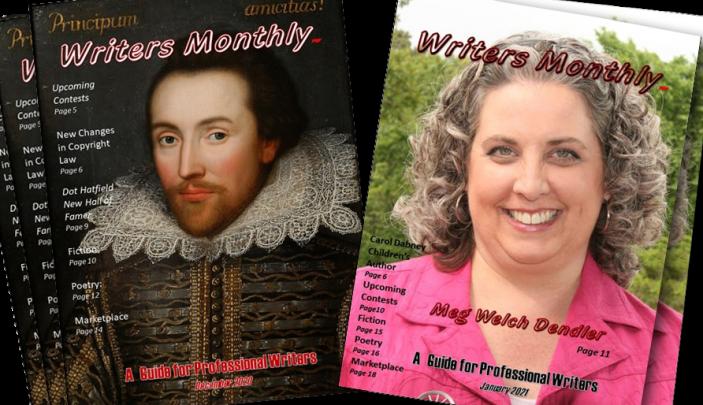Writers Monthly Magazine